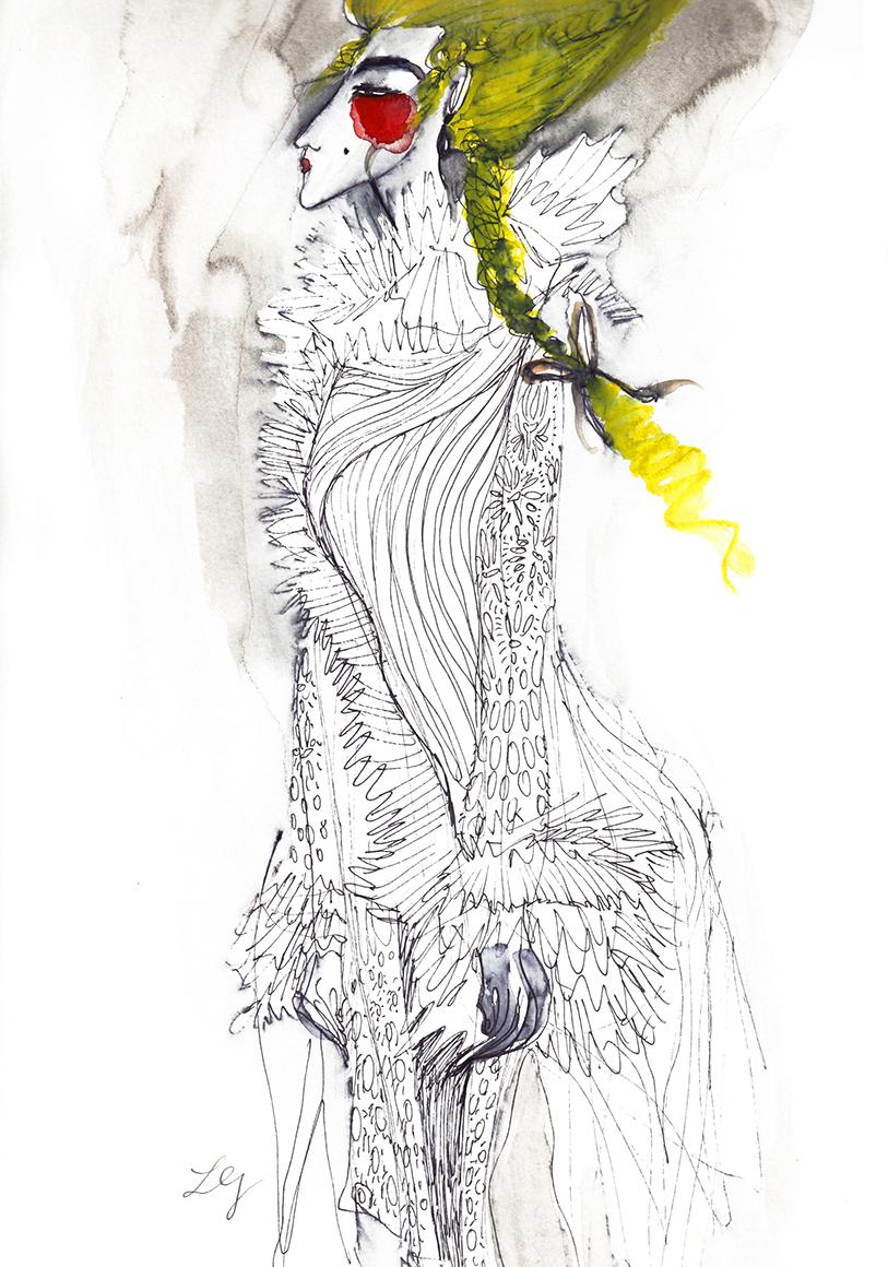 Balenciaga Leo Greenfield 2011 2