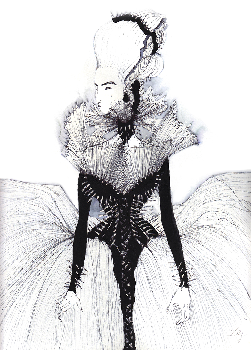 Thierry Mugler  Leo Greenfield 2011